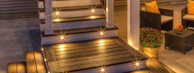 Outdoor Lighting Decor - Image
